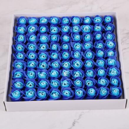 Set blu royal blu chiaro