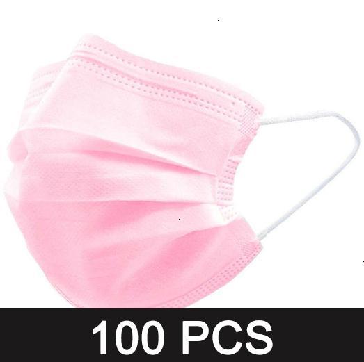 100pcs Rosa