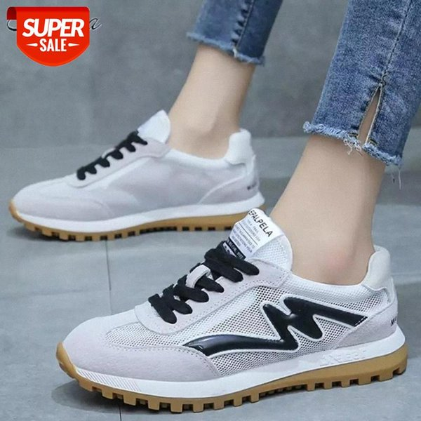 2020 Women Casual Shoes Fashion Breathable Walking Mesh Lace Up Flat Shoes Sneakers Women Tenis Feminino White Vulcanized #s41D Cataloge Women Shoes, Shoes For Women, Girls Shoes, Ladies Shoes, Female ShoesStyle Fashion / Trendy / New / HotOccasion All Match / Streetwear / Club / PartyFor Group Girls / Women / LadiesWearing Design Fashion / Comfortable / BreathableFeatures High Quality / AntiwearingKeywords Women Shoes, Shoes For Women, Girls Shoes, Ladies Shoes, Female Shoes