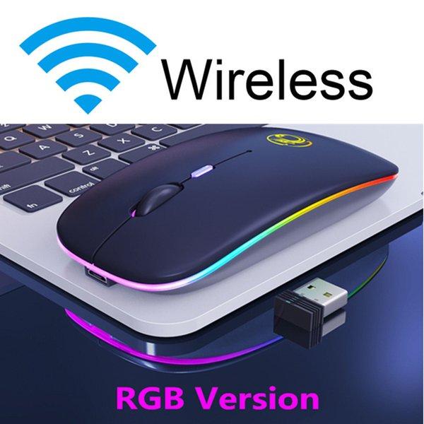 RGB mouse nero