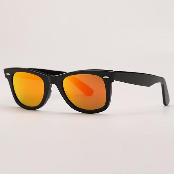 901/69 Черно-оранжевое зеркало