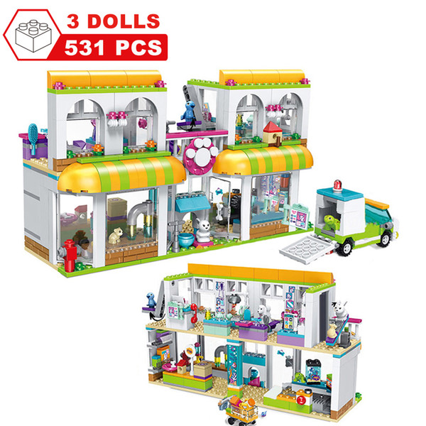 top popular 531 your friends from the model block construction center in tuyk, a gift for children 2021