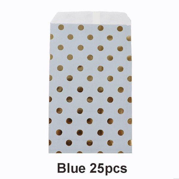 25pcs blu