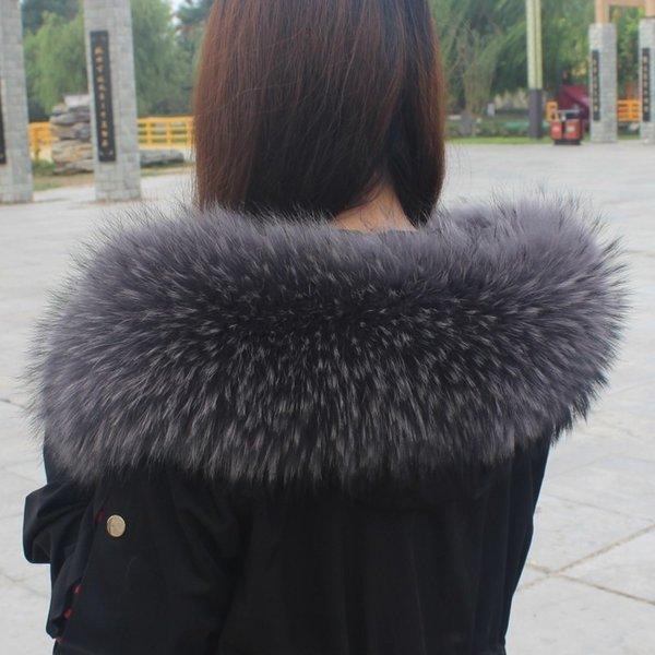 Gris oscuro Negro Tip-75cm 15cm