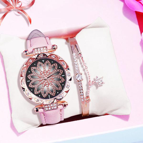 Rosa Armband