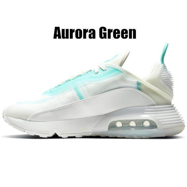 Aurora Green36-45