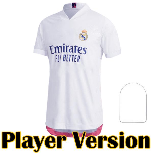 20/21 hommes Home Home Player version