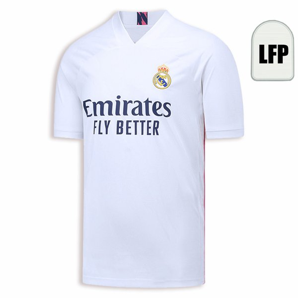 2020 Real Madrid Home com Laliga