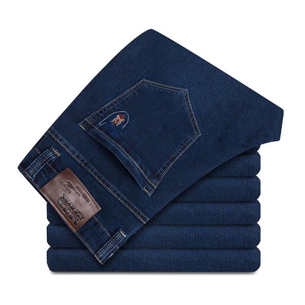 Lacivert Jeans