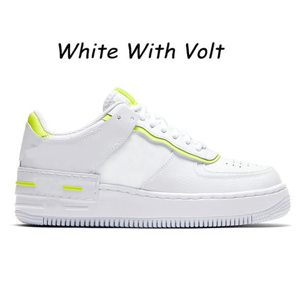 33 Blanc Avec Volt 36-40