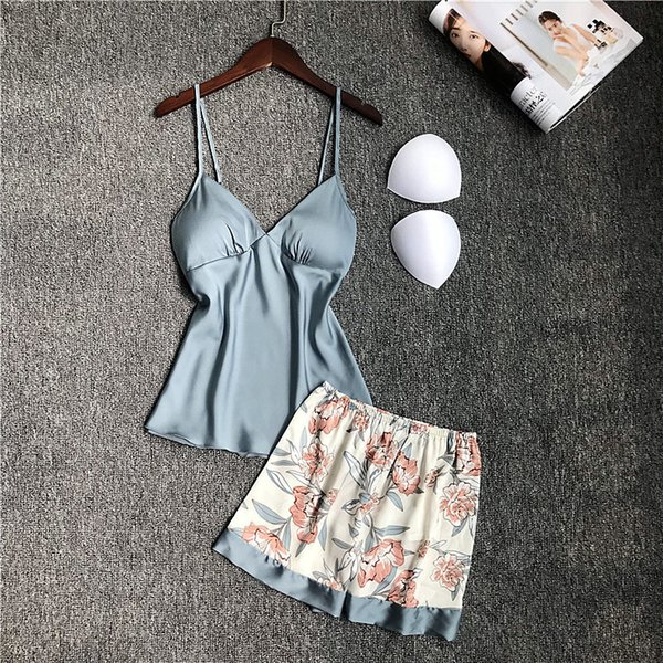 Greyblue -2 Pieces