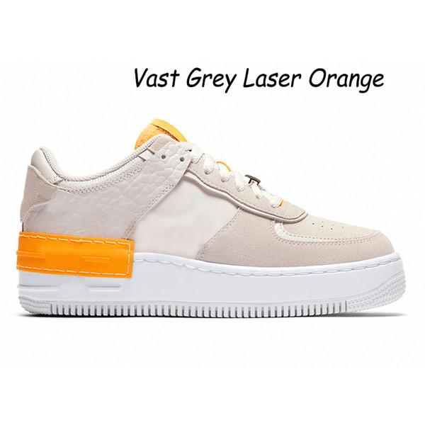 32 Gris Laser orange Vaste 36-40