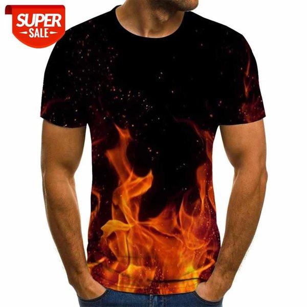 top popular 2020 New Arrive Fire Popular Novelty Animal Pig Sheep Series T Shirt Men Women 3D Print T shirt Summer Tops #dt5W 2021