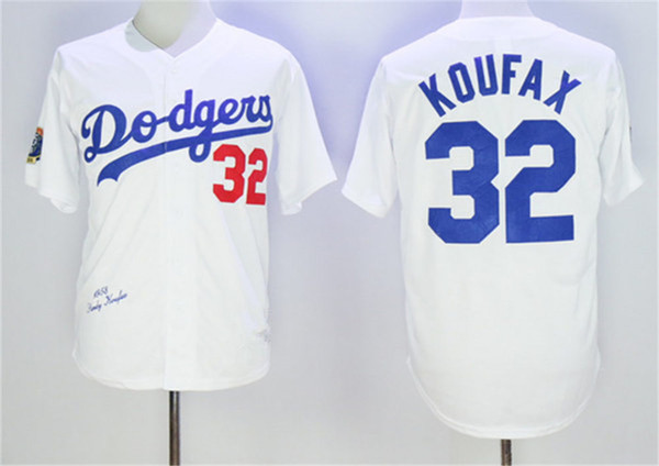 # 32 Sandy Koufax