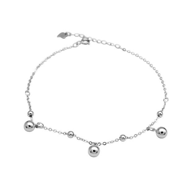 Fußkettchen-925 Silber