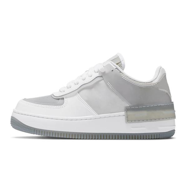 36-40 White Grey