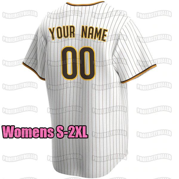 White womens s-2xl