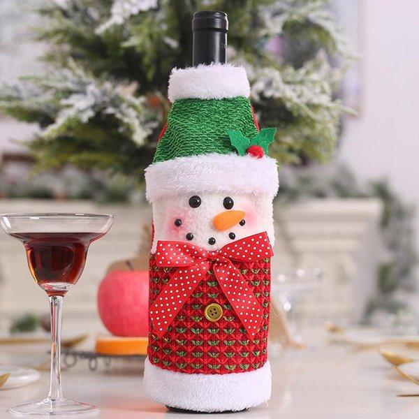 Kardan adam şişe kapağı