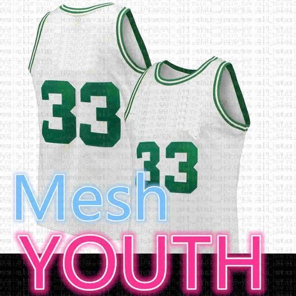 Gençlik retro jersey