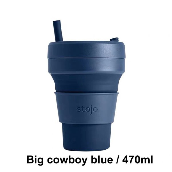 Big Cowboy Azul 470
