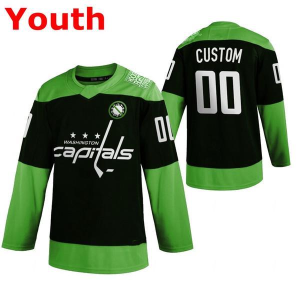 Jugend Hockey-Kampf Ncov
