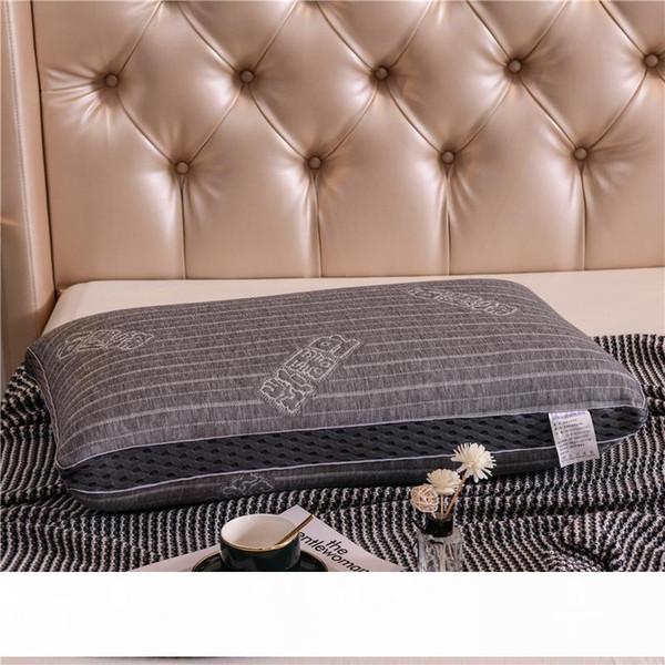 top popular Graphene Hot Melt Pillow Rinsing Machine Wash Non-Deformation Pillow Core Household Pillows Hot Sale Entity Wholesale Factory Direct Sales 2021