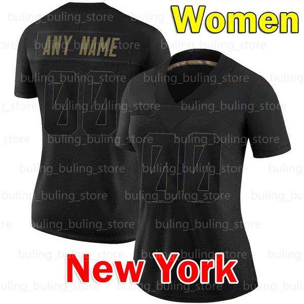Custom 2020 New Women Jersey (p q j)