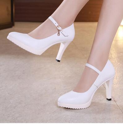 8cm Blanc