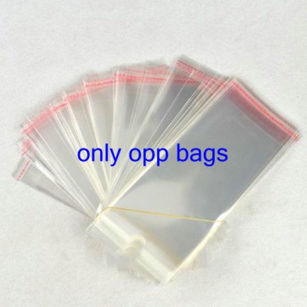 10x14cm Opp-Taschen