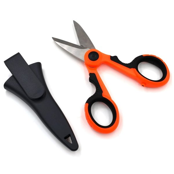 fishing scissor with storage case
