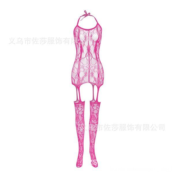 077-Mei Hong-One tamanho se encaixa todos
