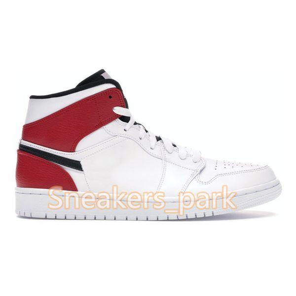 metà C45- palestra bianco rosso
