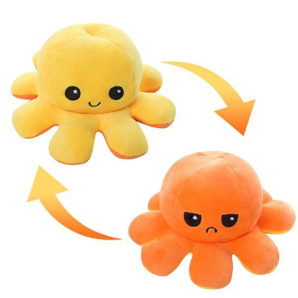 No.5 Giallo arancione