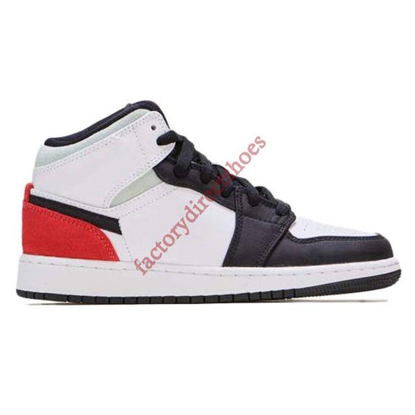 36-45 SE vermelho preto branco
