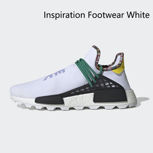 D4 Inspiration Footwear White