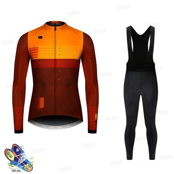 Ciclismo conjunto Jersey 8