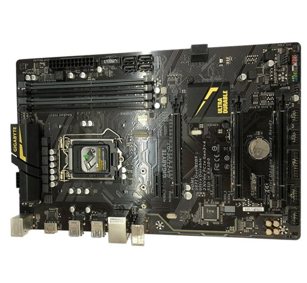 top popular ga-z270p-d3 Motherboard For Gigabyte Intel Z270 Motherboards LGA1151 14nm CPU DDR4 AMD Quad-GPU CrossFire & CrossFireX Supported With IO BP 2021