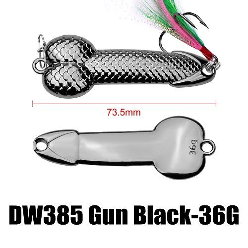 73.5mm 36g - Gun Black