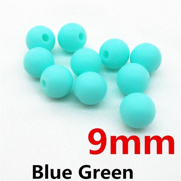 Blue Green 9mm