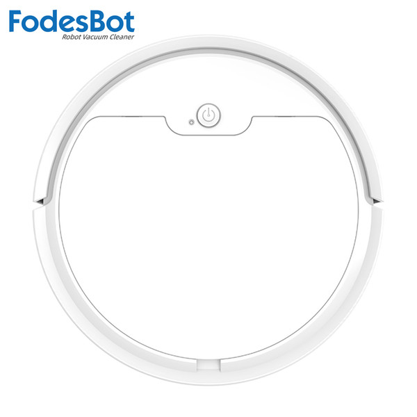 best selling FodesBot OB8s robot vacuum cleaner 1800Mpa suction large dustbin carpet thin fuselage sweep&wet mop multiple cleaning modes Y200320