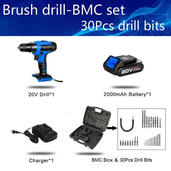 Bmc Drill-Royaume-Uni