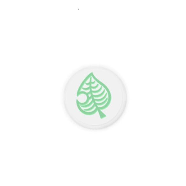 Листья - белый и зеленый