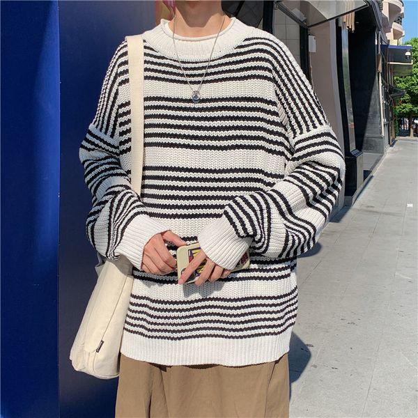 Ve White Stripes