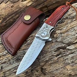 rosewood handle