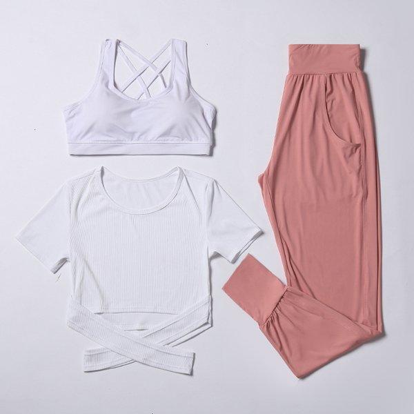 Weißes Pink-S