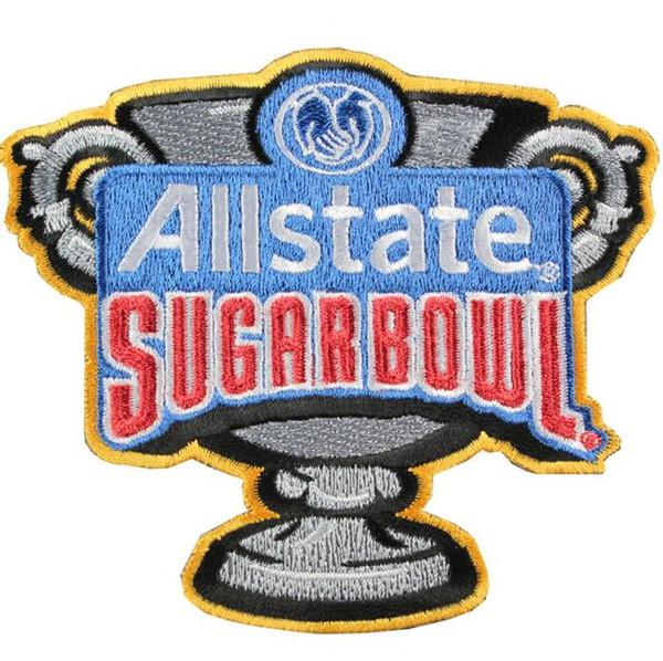 With Sugar Bowl Patch