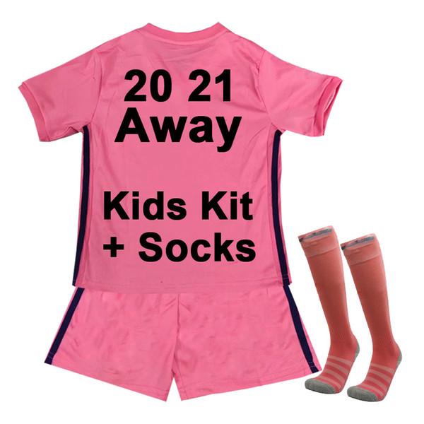 TZ579 2021 Away Have Socks