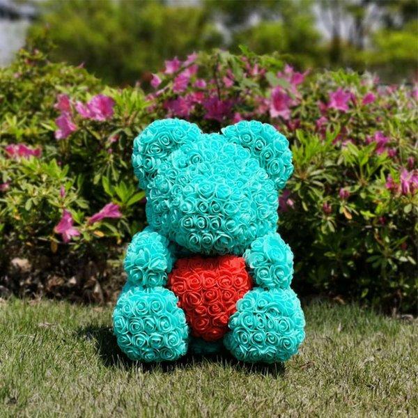 40cm Tiffany Blue Heart