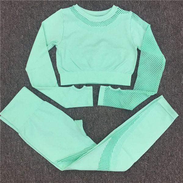 Yeşil set