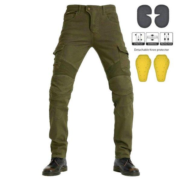 JES-6 verde di base